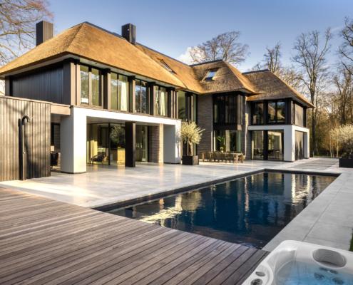 Exclusief project Naarden | Toptuinen Hoveniers | Copyright Jurrit van der Waal, The Art of Living magazine